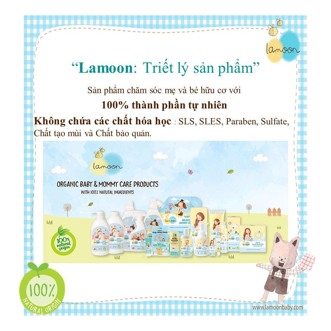 Lamoon Master Info
